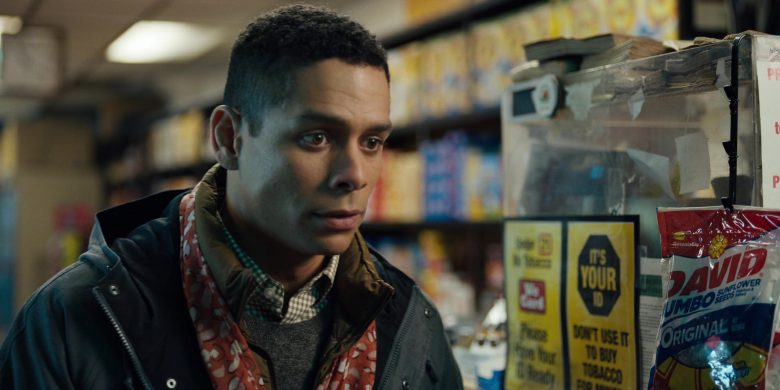 """David Jumbo All Natural Roasted & Salted Original Sunflower Seeds in Russian Doll - Season 1, Episode 8, """"Ariadne"""" (2019) - TV Show Product Placement"""