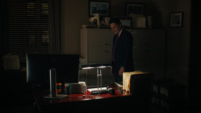 Dell All-In-One Computer in Billions - Season 4, Episode 12, Extreme Sandbox (2019) - TV Show Product Placement