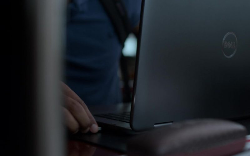 Dell Notebook Used by Eka Darville in Jessica Jones (1)