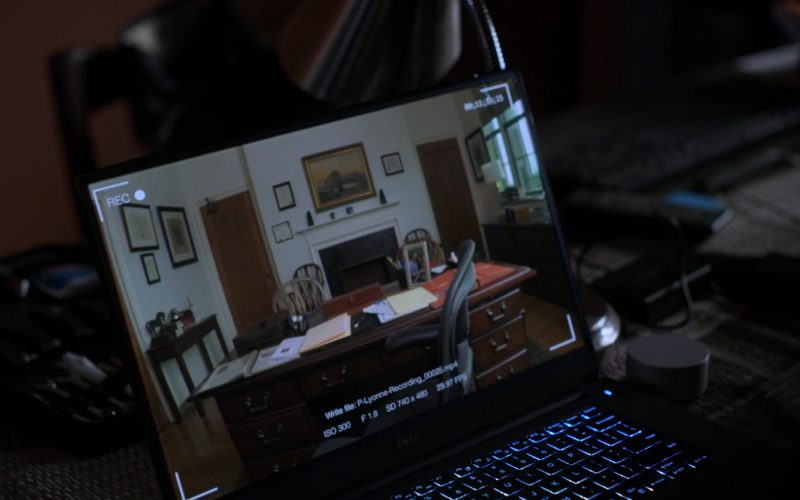 Dell Notebook Used by Eka Darville in Jessica Jones – Season 3, Episode 5