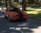 Dodge Challenger SRT-8 Orange Car Used by Rainn Wilson (Dwight Schrute) in The Office (1)