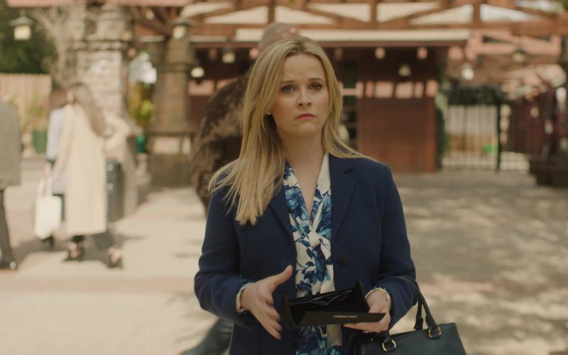 Dolce & Gabbana Wallet Used by Reese Witherspoon in Big Little Lies