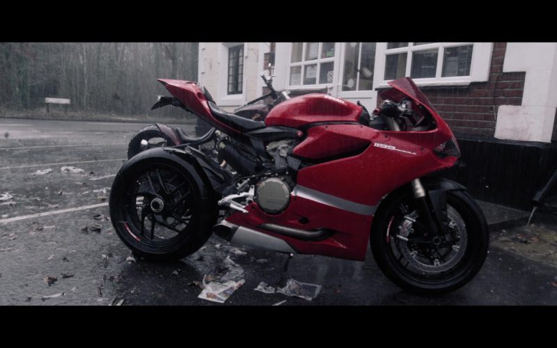 Ducati Red Motorcycle in Good Omens (2)