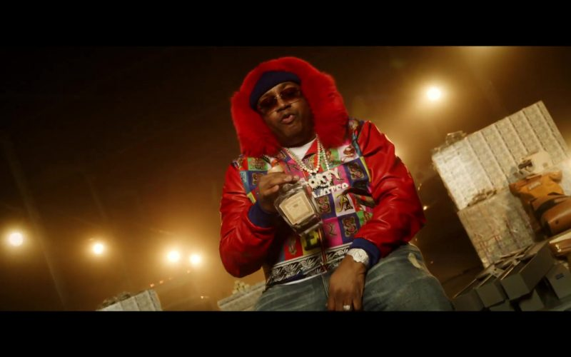 "E. Cuarenta Tequila in ""Chase The Money"" by E-40 (3)"