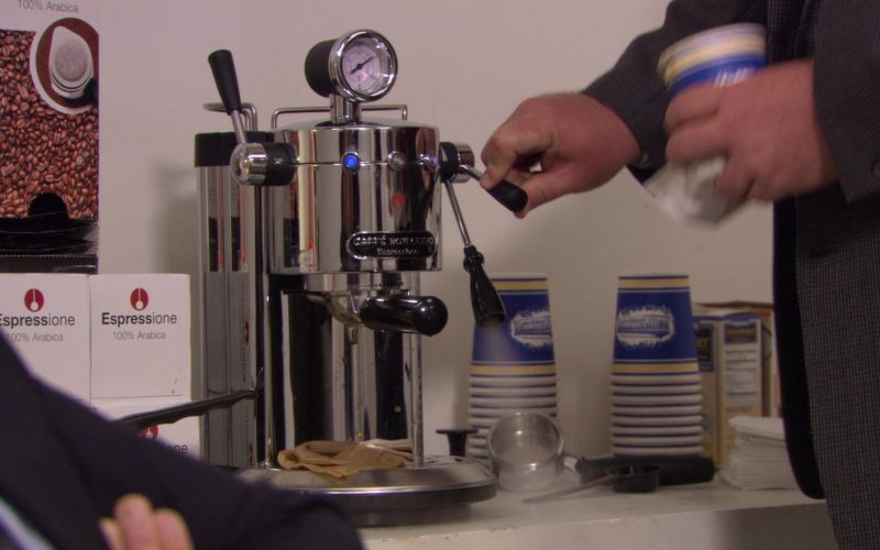 Espressione Coffee and Coffee Machine in The Office (3)
