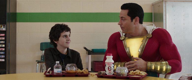 Farmland Milk in Shazam! (2019) - Movie Product Placement
