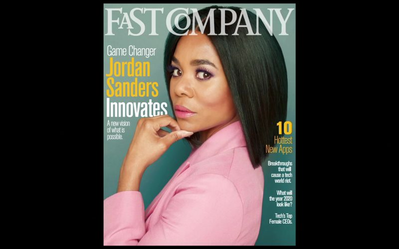 Fast Company Magazine in Little