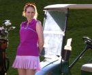 Fila Pink Skirt Worn by Catherine Tate (Nellie Bertram) in T...