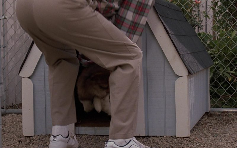 Fila Sneakers Worn by Charles Grodin in Beethoven (1)