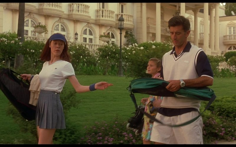 Fila Tee Worn by Veanne Cox & Fila Vest Worn by Matt McCoy in Beethoven's 4th