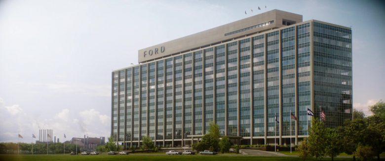Ford Motor Company in Ford v. Ferrari (2019)