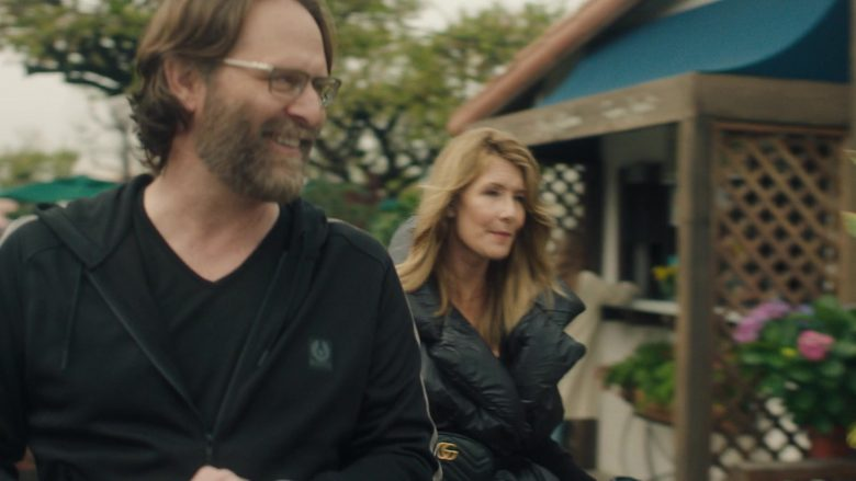 Fred Perry Tracksuit Worn by Jeffrey Nordling in Big Little Lies - Season 2, Episode 2, Tell-Tale Hearts (2019) - TV Show Product Placement