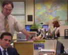 Froggy 101 Radio Station Sticker in The Office – Season 4, E...