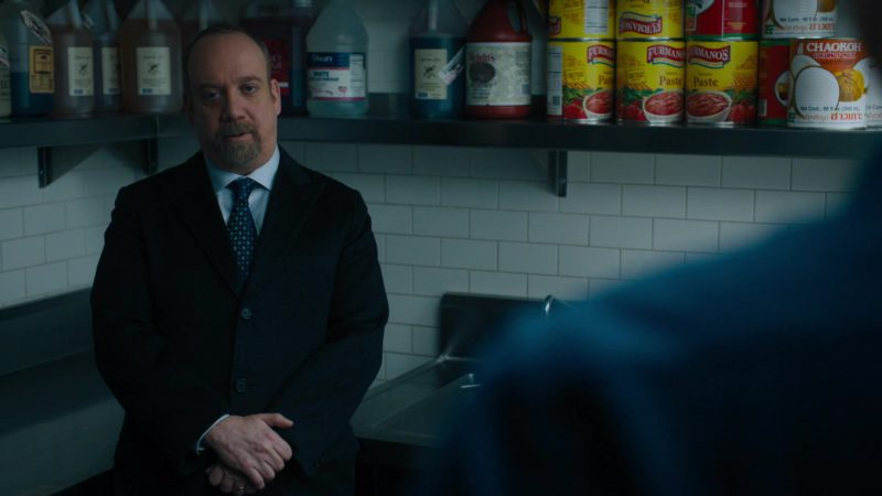 """Furmano's Paste and Chaokoh Coconut Milk in Billions - Season 4, Episode 11, """"Lamster"""" (2019) - TV Show Product Placement"""