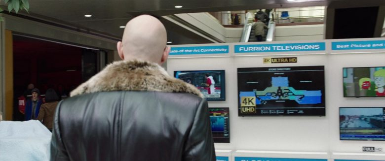 Furrion Televisions in Shazam! (2019) - Movie Product Placement