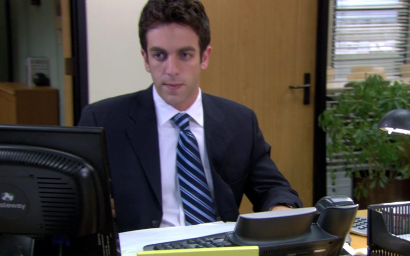 Gateway Computer Monitor Used by B. J. Novak (Ryan Howard) in The Office (1)
