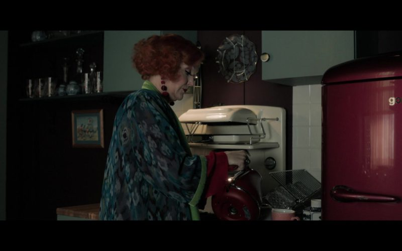 Gorenje Refrigerator Used by Miranda Richardson as Madame Tracy in Good Omens (1)