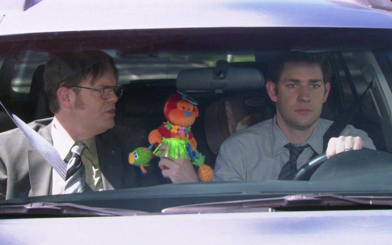 Graco Baby Car Seat in The Office – Season 8, Episode 23, Turf War (1)