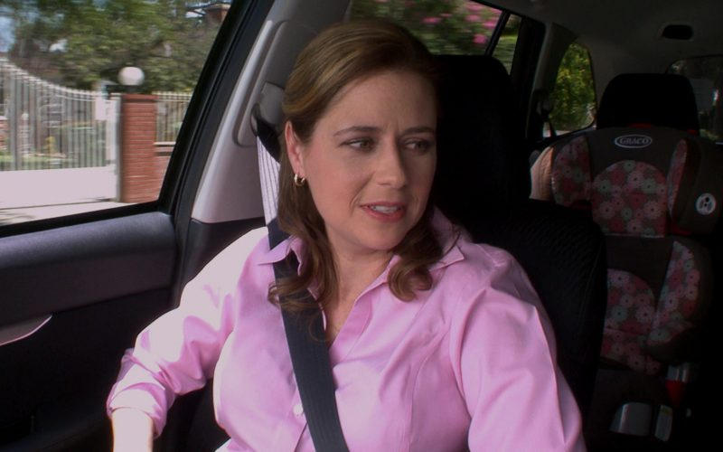 Graco Baby Car Seat in The Office – Season 9, Episode 3, Andy's Ancestry (2)