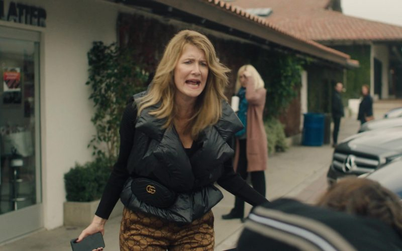 Gucci Bag and Pants Worn by Laura Dern in Big Little Lies