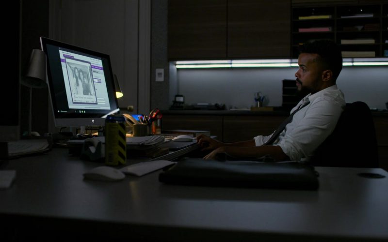 HP All-In-One Computer Used by Eka Darville in Jessica Jones (1)