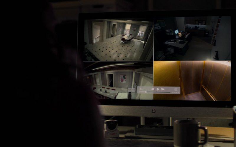 HP All-In-One Desktop Computer in Jessica Jones – Season 3, Episode 7 (1)