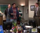 HP Computer Monitors in The Office – Season 8, Episode 13, ...