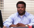 HP Monitor Used by Craig Robinson (Darryl Philbin) in The Of...