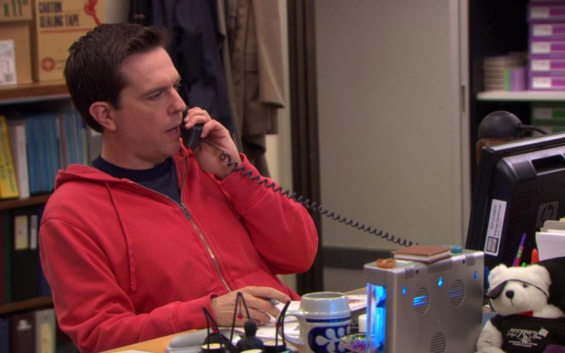 HP Monitor Used by Ed Helms (Andy Bernard) in The Office