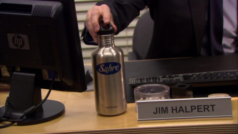 "HP Monitor Used by John Krasinski (Jim Halpert) in The Office – Season 6, Episode 16, ""The Manager and the Salesman"" (2010) TV Show Product Placement"