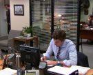 HP Monitor Used by John Krasinski (Jim Halpert) in The Office (1)