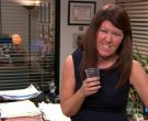 HP Monitor Used by Kate Flannery (Meredith Palmer) in The Office – Season 9, Episodes 24-25, Finale (2)