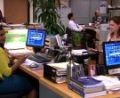 HP Monitor Used by Mindy Kaling (Kelly Kapoor) in The Office...