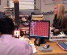 HP Monitor Used by Oscar Nunez (Oscar Martinez) in The Offic...
