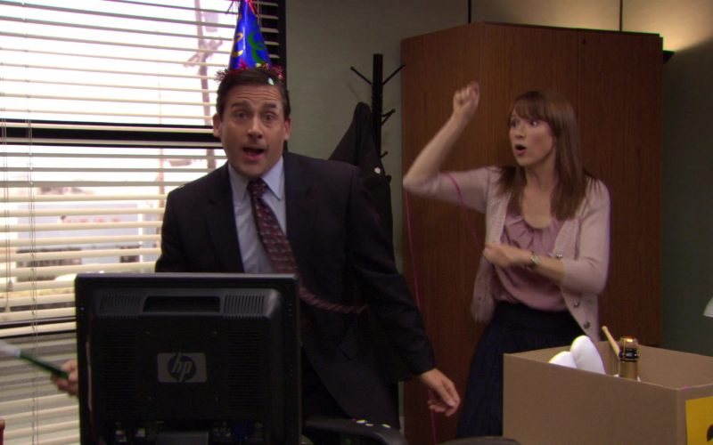 HP Monitor Used by Steve Carell (Michael Scott) in The Office (5)