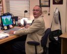 HP Monitor and Cisco Phone Used by Creed Bratton in The Offi...