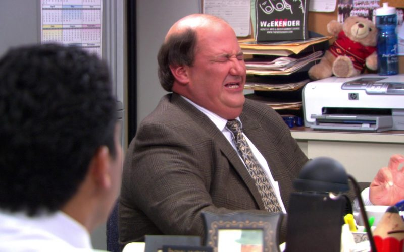 HP Printer Used by Brian Baumgartner (Kevin Malone) in The Office