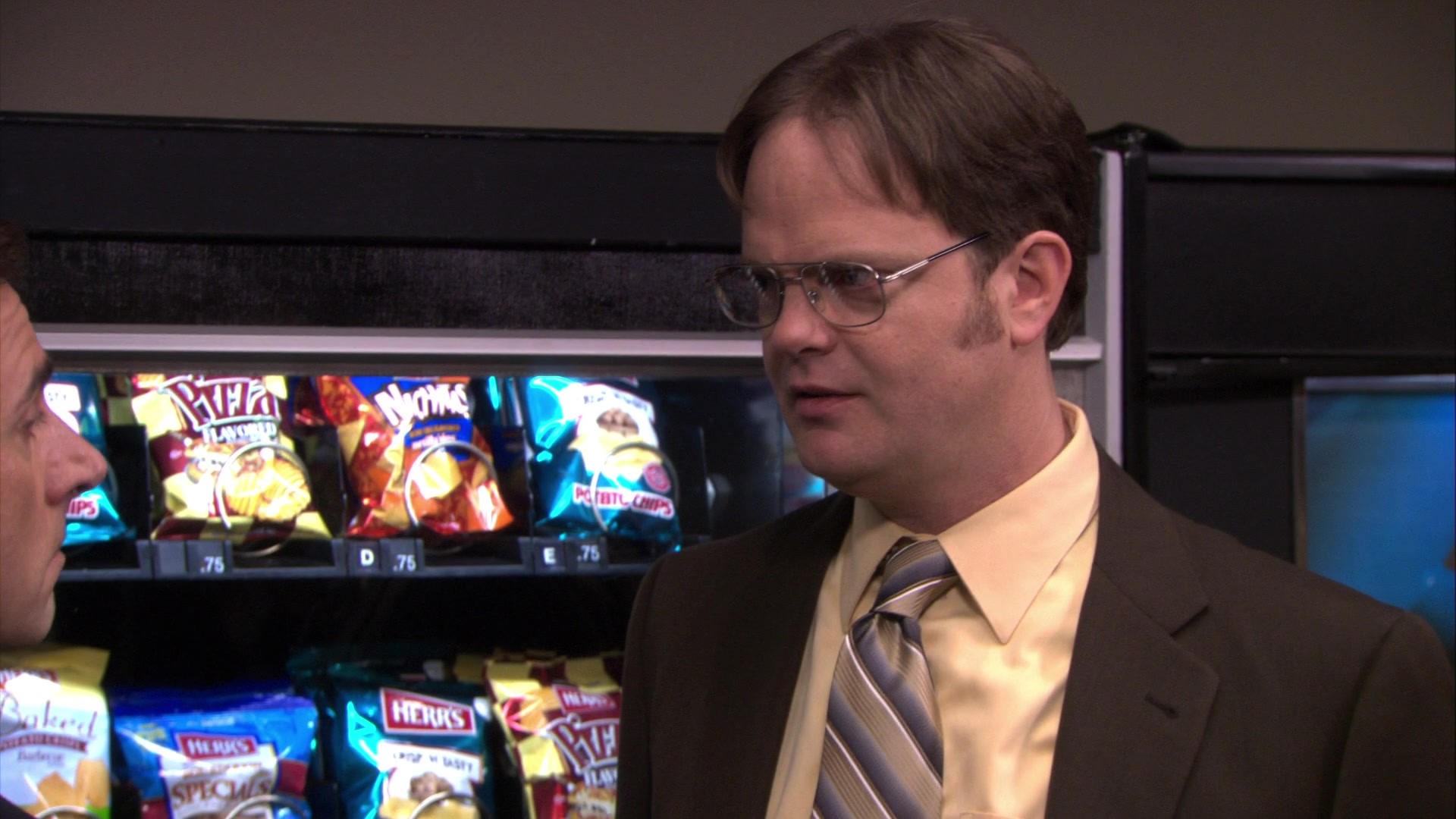 Herr's Chips in The Office – Season 6, Episode 24,