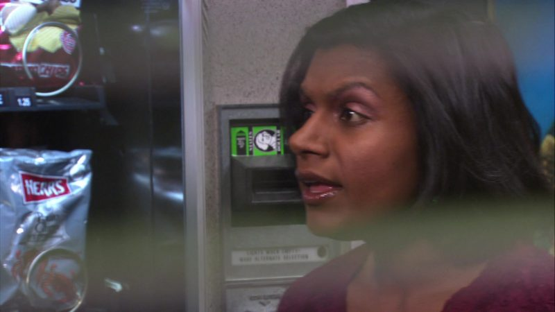 """Herr's Chips in The Office – Season 4, Episodes 3-4, """"Dunder Mifflin Infinity"""" (2007) TV Show"""