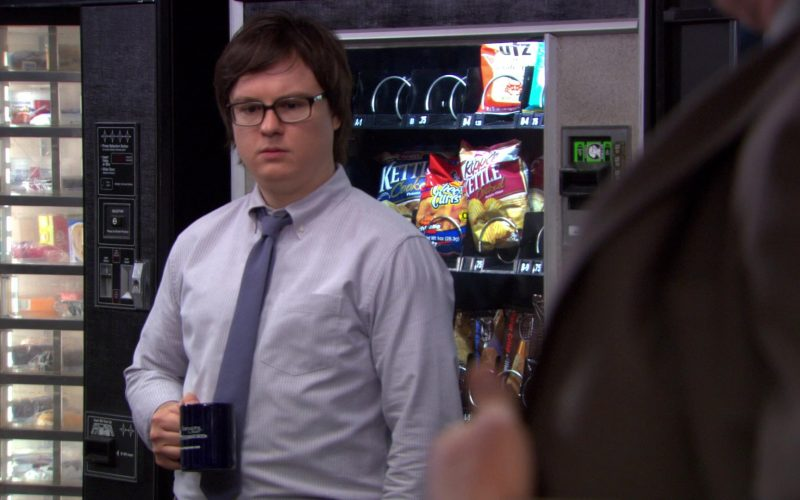 Herr's and UTZ Snacks in The Office – Season 9, Episode 19