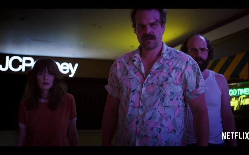 JCPenney Store Sign in Stranger Things – Season 3 (1)