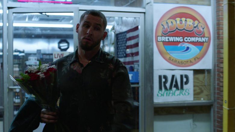 JDub's Brewing Company & Rap Snacks in Claws - Season 3, Episode 3, Welcome to the Pleasuredome (2019) - TV Show Product Placement