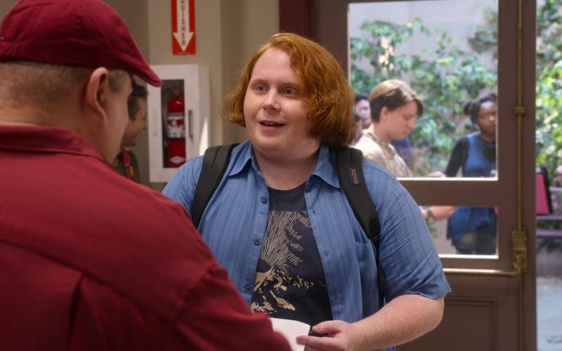 Jansport Backpack Used by Tucker Albrizzi in Mr. Iglesias (1)