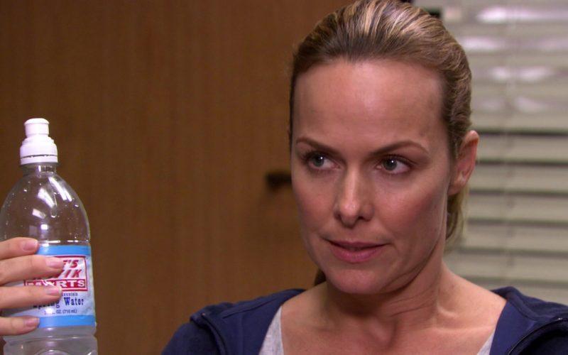 Joe's Kwik Mart Bottled Water Held by Melora Hardin (Jan Levinson) in The Office – Season 4, Episodes 3-4 (5)