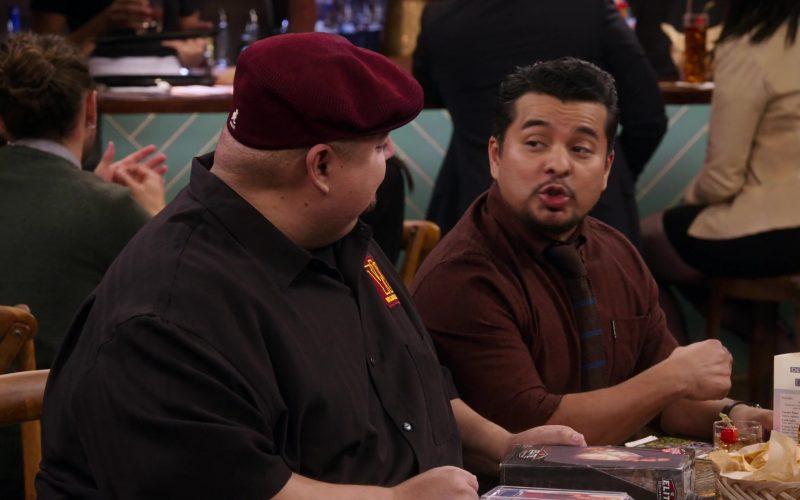 Kangol Flat Cap Worn by Gabriel Iglesias in Mr. Iglesias – Season 1, Episode 9 (1)