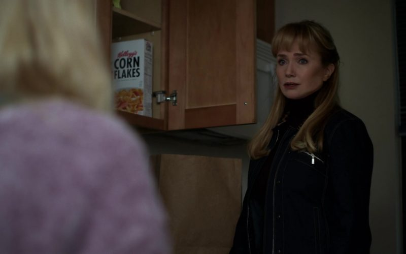 Kellogg's Corn Flakes Breakfast Cereal in Jessica Jones (2)