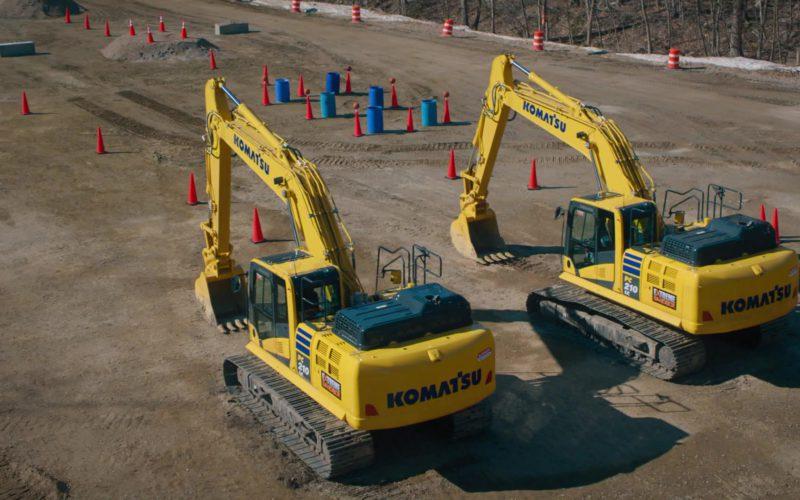 Komatsu Excavators in Billions (1)
