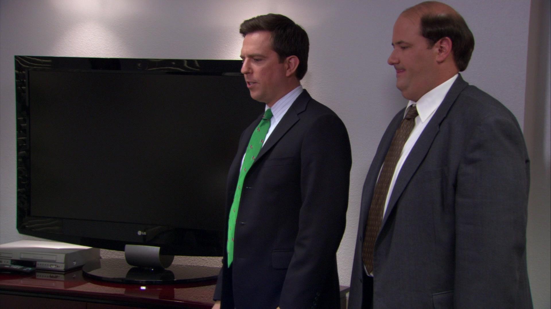 LG Flat TV in The Office – Season 4, Episode 14,