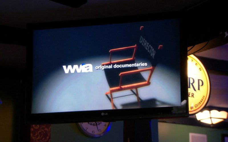 LG TV and WVIA in The Office – Season 9, Episodes 22-23, A.A.R.M.