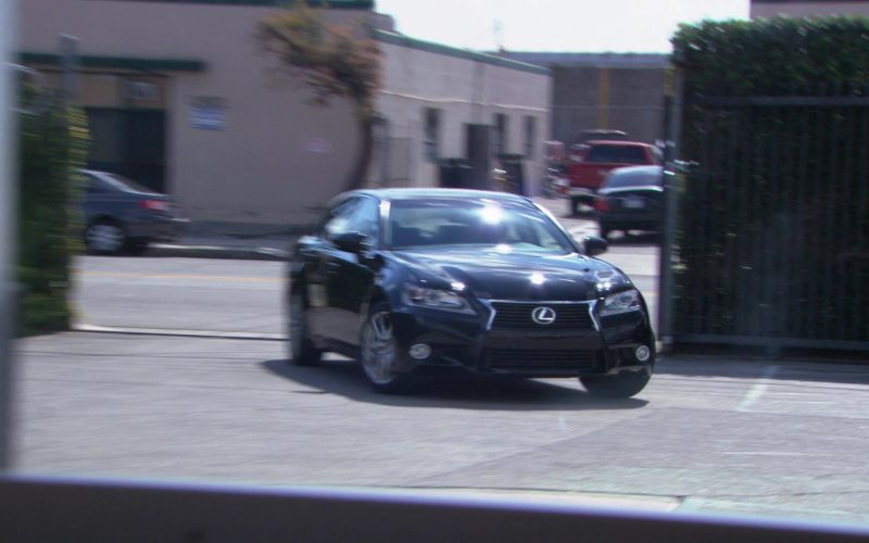 Lexus GS 350 Car Used by Andy Buckley (David Wallace) in The Office (3)